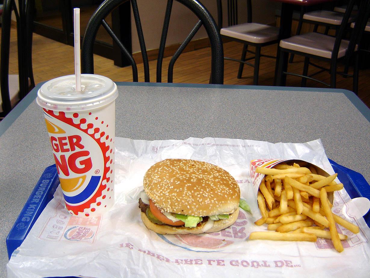 Comidas Rapidas Burger King Mar Del Plata Gourmet